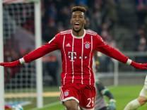 Muenchen Deutschland 02 12 2017 1 Bundesliga 14 Spieltag FC Bayern Muenchen Hannover 96 Kin