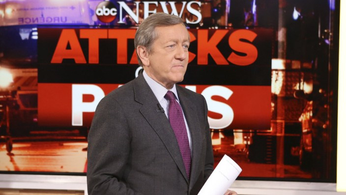 ABC-Investigativ-Journalist Brian Ross