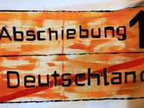 Illustration Abschiebung