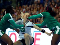 Germany v Cameroon - 2017 IHF Women's Handball World Championship Germany
