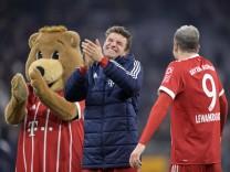 Bilder des Tages SPORT 02 12 2017 Fussball 1 Liga 2017 2018 14 Spieltag FC Bayern München Han