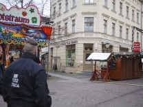 Explosive Device Discovered at Potsdam Christmas Market