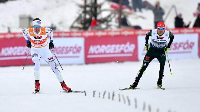 NORDIC COMBINED FIS WC Lillehammer LILLEHAMMER NORWAY 02 DEC 17 NORDIC SKIING NORDIC COMBINED