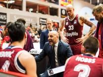 easycredit Basketball Bundesliga Saison 2017 2018 Spieltag 11 am 3 Dezember 2017 Science City Jena; Basketball