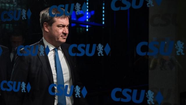 Die CSU in der Krise
