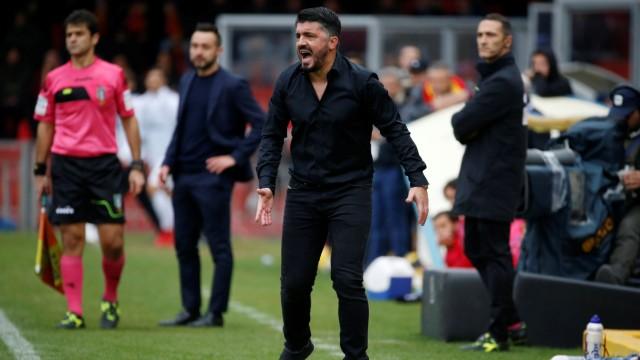 Serie A - Benevento Calcio vs AC Milan