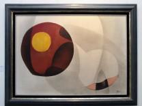 Sonderausstellung mit Fritz Winter-Bildern; 25 Jahre Fritz Winter-Atelier