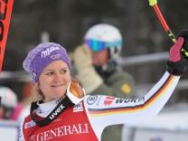 Ski alpin: Weltcup Abfahrt Damen