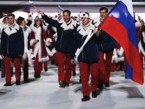 Sotschi 2014 - Team Russland