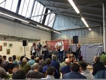 Roxaiten aus Ebersberg spielen in Stadlheim