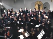 Kantorei und Chorperation in der Erlöserkirche