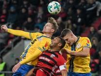 FC Ingolstadt 04 - Eintracht Braunschweig