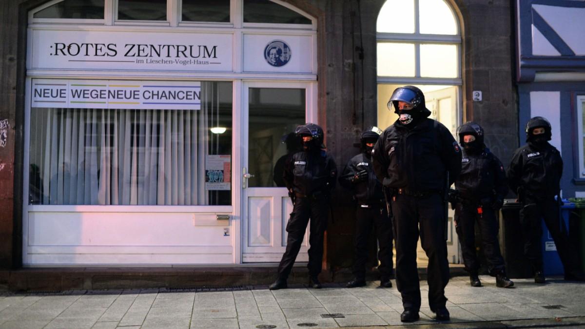 Polizei will bei G-20-Ermittlungen öffentlich fahnden - Politik ...