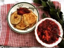 Pancake Lebkuchen
