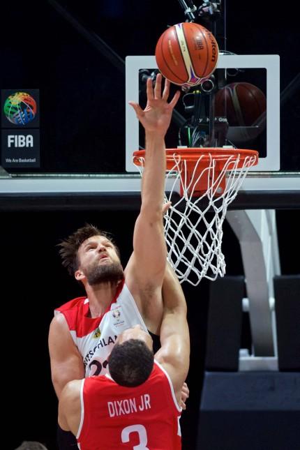 Basketball Chemnitz 24 11 2017 FIBA World Cup Qualifiers Europe WM Qualifikation Europa Deutschland