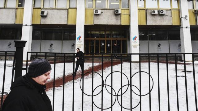Süddeutsche Zeitung Meinung IOC und Russland