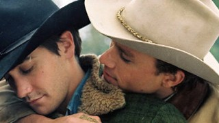 Jake Gyllenhaal, Heath Ledger, Filmszene Brokeback Mountain
