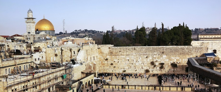Jerusalem: Tensions And Rituals In A Divided City