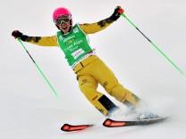 FREE STYLE FIS SX WC Innichen INNICHEN ITALY 22 DEC 16 FREESTYLE SKIING FIS World Cup Ski Cro; Skicross