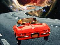 Autobahn-Illustration