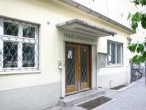 Marie-Antonie-Haus Kaulbachstraße 49 Studentenwerk