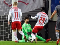 Champions League - RB Leipzig vs Besiktas