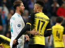 Champions League - Real Madrid vs Borussia Dortmund