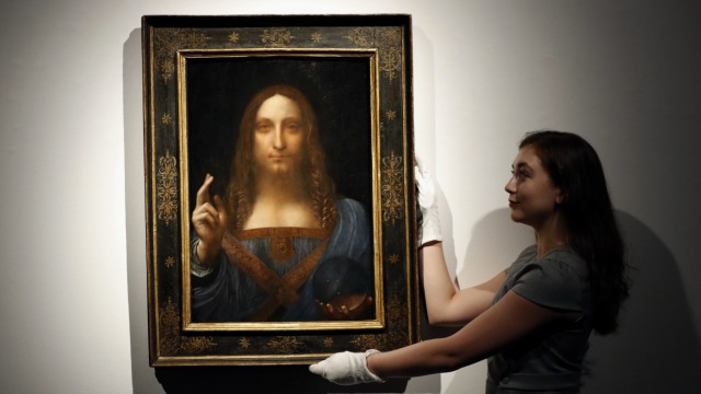 Kurioses Kunst-Auktion