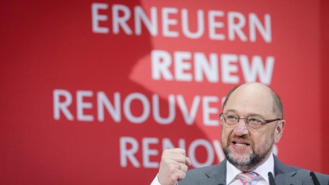 Internationale Konferenz der Sozialdemokratischen Partei Europas