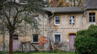 Ein ganzes Dorf in Brandenburg soll versteigert werden