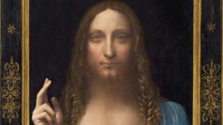 """Leonardo da Vincis ´Salvator Mundi"""""""