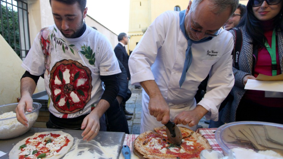 Unesco macht Pizza zum Kulturerbe
