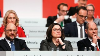 Bundestagswahl SPD