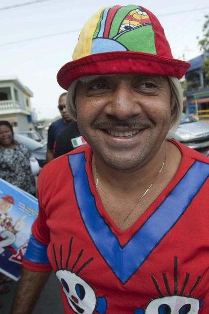 Beliebtester Parlamentarier: Ein Clown aus São Paulo