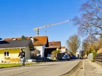 Grafing Wasserburgerstr. wg. Rückbau