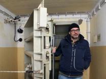 Bunkerbesitzer Alexander Brand