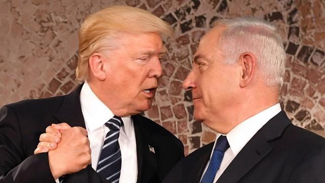 US-Präsident Trump in Jerusalem