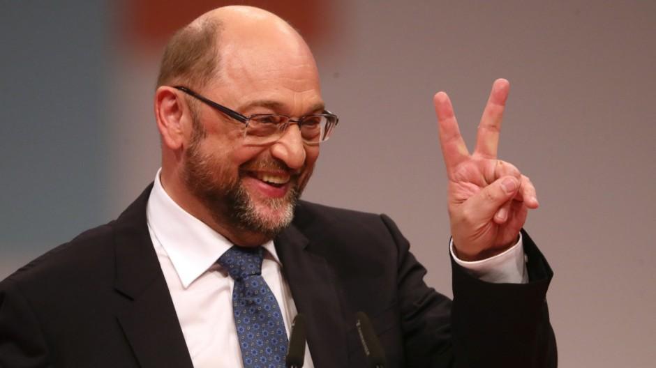 SPD hält an Schulz fest - und wählt sechs Parteivizes