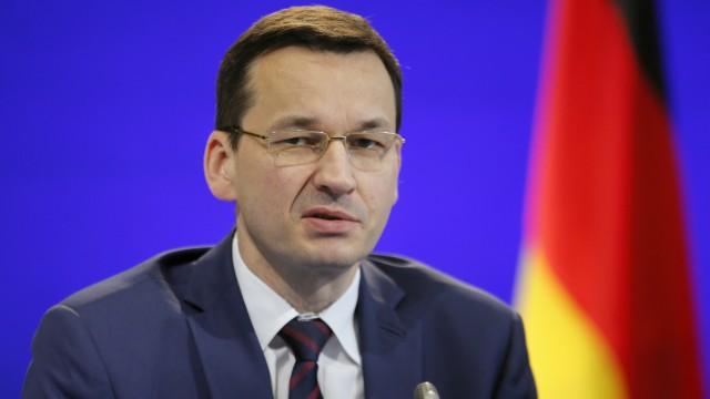 Politik Polen Regierungskrise in Polen