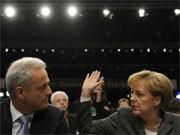 Ramsauer und Merkel, rtr