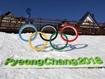 Olympia 2018 Pyeongchang