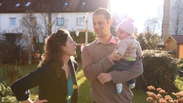 Kinder und Familie in München Geburten in München