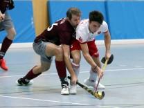 07 01 2017 Hockey Hallenhockey Saison 2016 2017 1 Bundesliga Halle Herren Männer Gruppe Süd