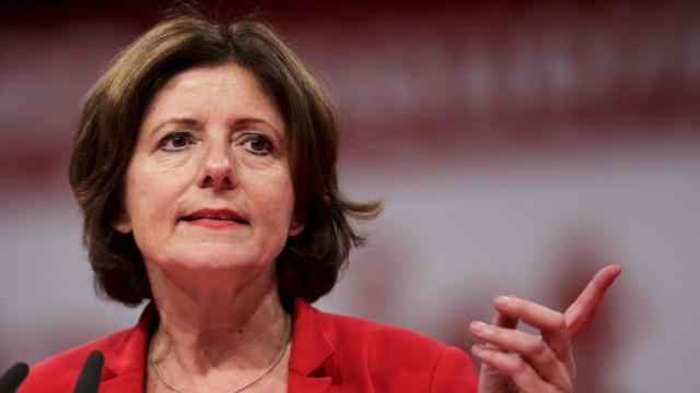 Malu Dreyer SPD Mitgliedervotum Große Koalition Reaktionen