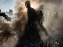 Jerusalem-Konflikt - Unruhen