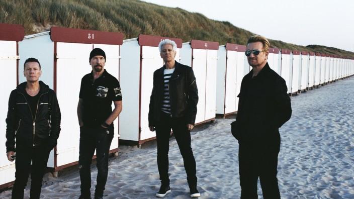 Pressebilder U2