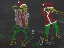 jetzt Alkolumne Weihnachtsfeier
