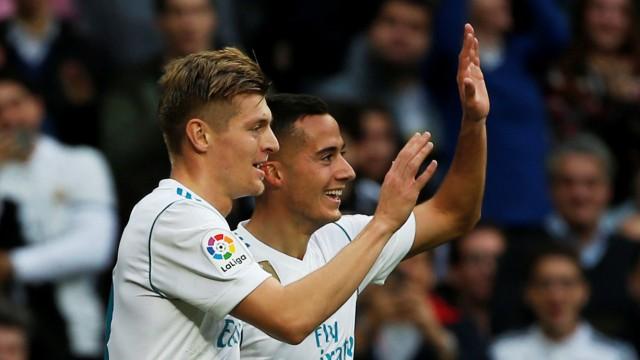 La Liga Santander - Real Madrid vs Sevilla