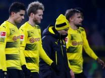 Bundesliga - Borussia Dortmund vs Werder Bremen