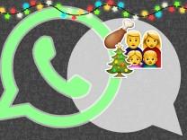 jetzt whatsapp weihnachten